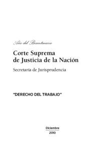 Jurisprudencia en Derecho del Trabajo (1960 a 2010).pdf