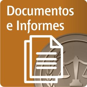 ícono documentos e informes