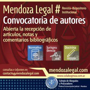 Convocatoria para autores