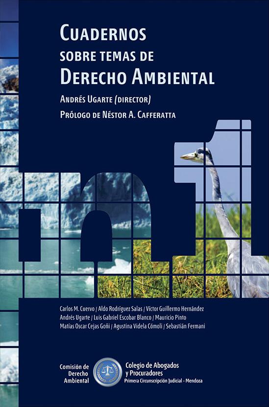 Tapa Cuadernos de Derecho Ambiental