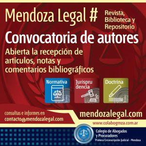 Flyer llamado a publicación