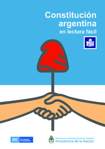 Constitución argentina en Lectura Fácil